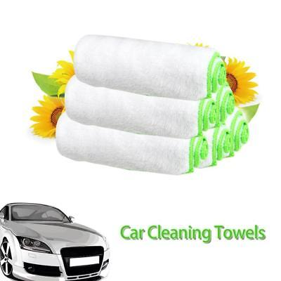 Polyester Towel Super Water Absorbent Car Wash DryingCleaning Cloth Handtuch-