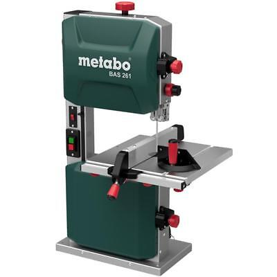 Metabo scie à ruban BAS 261 precision 400W successeur BAS 260 SWIFT 0090025100