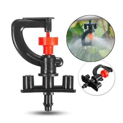 Garden Irrigation Spray Head Rotating G Type Injector Micro Sprinkler.US