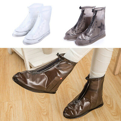 Outdoor Rain Boots Shoes Cover Protector Waterproof Covers Rain Shoes Reusable