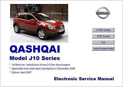 nissan qashqai 2 service manual sample user manual u2022 rh dobrev co Nissan Qashqai Nj10 Nissan Qashqai Nj10