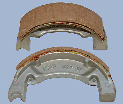 Yamaha TY175 front brake shoes (1976-1980) price for 1 pair