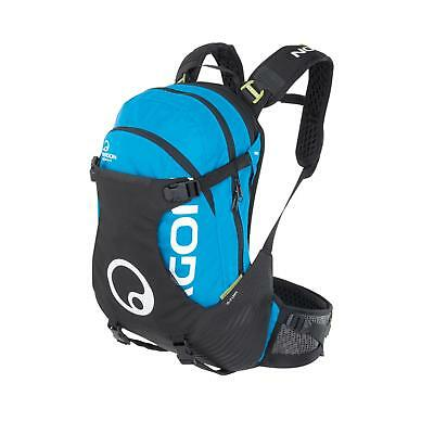 Ergon BA3 Evo Small Blau Fahrrad Rucksack MTB Backpack Bike Enduro Sport Outdoor