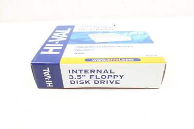 New Hi-val H055-R Internal 3.5 Floppy Disk Drive 1.44mb
