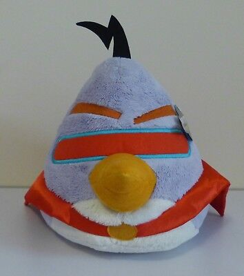 Angry Bird Space Plush Toy - 2012 - Rovio Ent / Commonwealth - Nwt