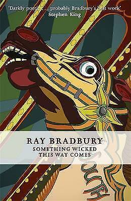 Something Wicked This Way Comes by Ray Bradbury (Paperback) Book