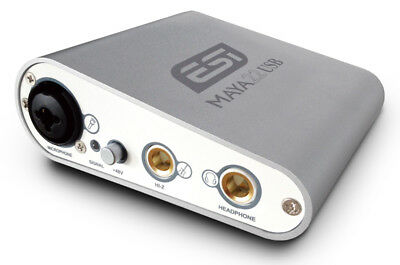 ESI Maya 22 USB Audio-Interface