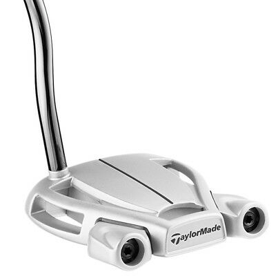 "TaylorMade Spider Tour Diamond Silver 35"" Double Bend Interactive RH NEW 10448"
