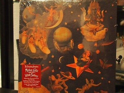 Smashing Pumpkins Mellon Collie And The Infinite Sadness-Boxset -4 LP- Neu& OVP