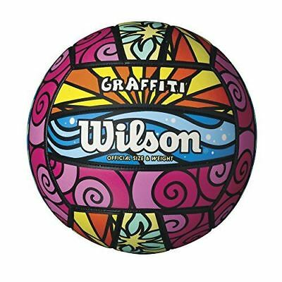 Wilson WTH4634ID Graffiti Volleyball