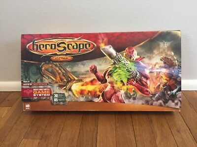 Heroscape 100% Complete Rise of the Valkyrie Master Set Battle of All Time Game
