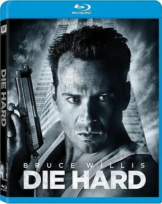 Die Hard (30th Anniversary) [New Blu-ray] Anniversary Edition, Dolby, Digital