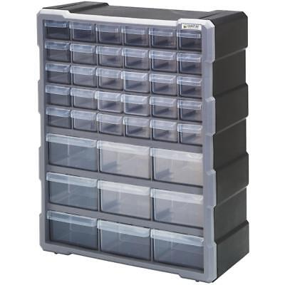 Akro Mils 44 Drawer Storage Cabinet 10744