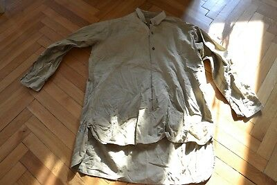 Chemise française 2GM,infanterie,RIF,Maginot,France,1940,chasseur,tampon,39 45