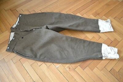 culotte 1922 2GM,infanterie,RIF,Maginot,France,1940,chasseur,tampon,39 45