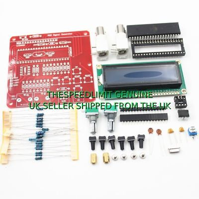 DDS Function Signal Generator Module Sine Square Sawtooth Tri-angle Wave Kit  UK