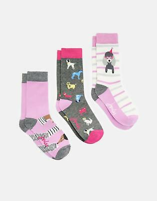 Joules Brillbamboo Bamboo Socks in Dog