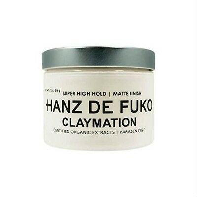 Hanz de Fuko ®: Top Quality Natural Waxes For Styling Hair Beauty Health, NEW