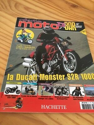 Joe Bar Team fasicule n° 27 collection moto Hachette revue magazine brochure