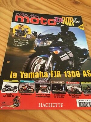Joe Bar Team fasicule n° 29 collection moto Hachette revue magazine brochure
