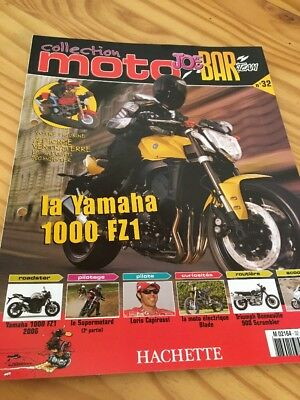 Joe Bar Team fasicule n° 32 collection moto Hachette revue magazine brochure