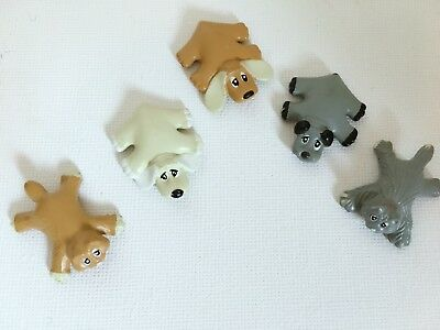 Galoob Pound Puppies Pound Purries Kittens Puppies Polly Pocket Figures Spares
