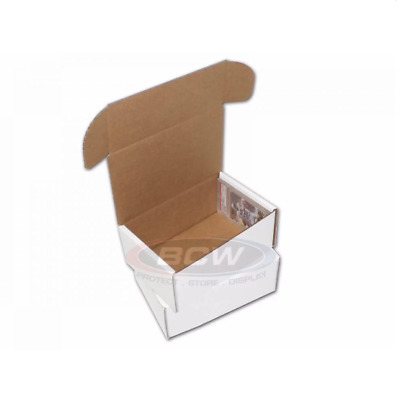 (1) BCW Graded Card Storage Box Holds Graded Sports Cards & Trading Cards 1 Box