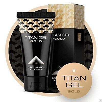 titan gel intimate lubricant for men by hendels garden 50 ml