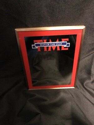 Vintage TIME Man of the Year Mirror