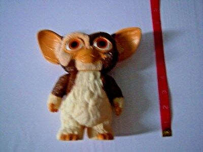 """Gizmo 7"""" Vintage Collectible moveable Figure. 1984-Warner Bros. Excellent."""