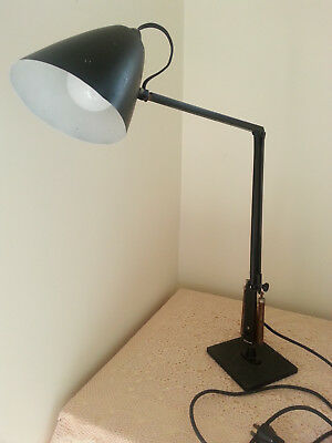 Vintage Retro Planet Studio Model K Desk Lamp