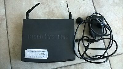CISCO877W-G-A-K9 877W Integrated Services Router - Used