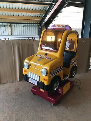 Kiddy ride Baby Taxi