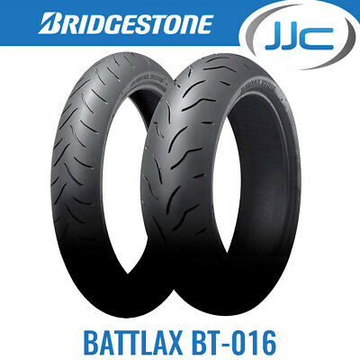 120/70 ZR 17 Bridgestone BT016 BT-016 Pro Hypersport Motorcycle Tyre 120 70 17