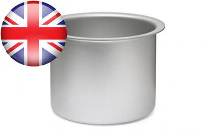 Wax Heater Replacement Insert Pot Bucket Without Scraper Bar (500ml)