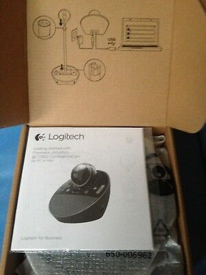 Logitech BCC950 1080p Office Business Conference Call Webcam - New in box