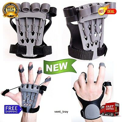 Hand Fingers Flexibility Strengthening Physical Medical Therapy Excerciser NEW