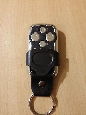 1 x Garage roller door / roller shutter remote fobs for DRS Euro kit : door fobs - pezcame.com