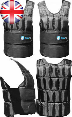 BodyRip Deluxe Weight Vest - 20 kg