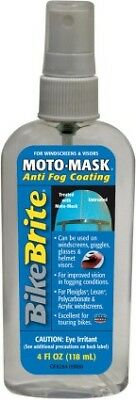 Bike Brite Moto-Mask Anti-Fog Coating 4 oz. (MM700)
