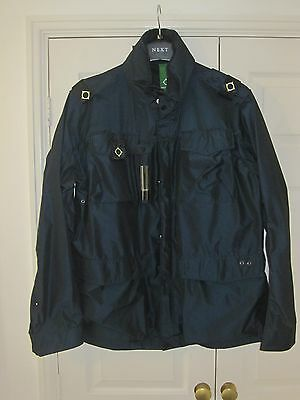 c42dc61294791 MA STRUM TORCH Jacket, Blue Shimmer From 2010. Original And Best. Xl ...
