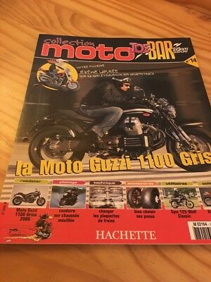Joe Bar Team fasicule n° 14 collection moto Hachette revue magazine brochure