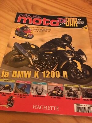 Joe Bar Team fasicule n° 16 collection moto Hachette revue magazine brochure
