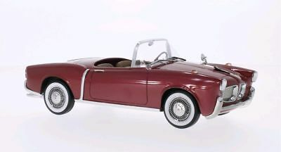 Fiat 1100 Tv Trasformabile Spider 1955 BoS Models 1:18 BOS157