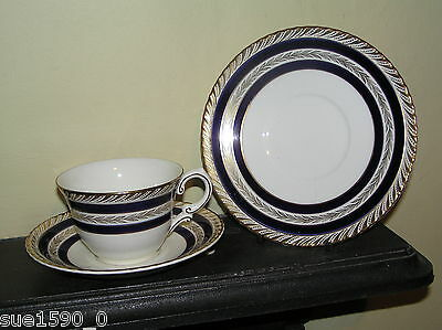 Crown Ducal 'Duchess'  Trio of cup, saucer and side plate