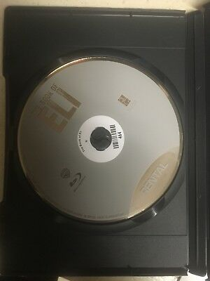 The Book Of Eli Dvd Without Original Case