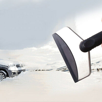 New Stainless BUto Vehicle Snow Shovel Removal Cleaner Tool Car Ice Scraper JLY
