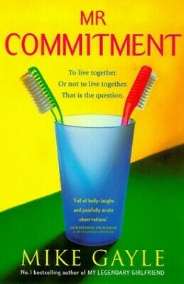 Mr Commitment by Gayle, Mike Paperback Book The Cheap Fast Free Post