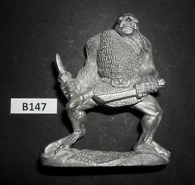Grenadier Metal Fantasy Lords 55 GIANT CHAOS OGRE B 147