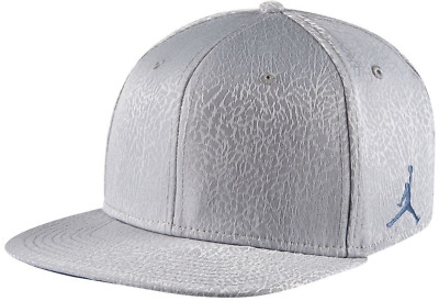 5bb40fb8a170 UNISEX JORDAN 3 Retro Snapback Hat 802029-024 Cement Grey Brand New ...